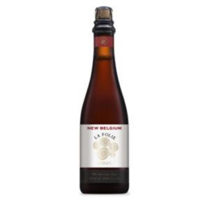 New Belgium La Folie Foeder-aged Sour Brown • 375ml Bottle