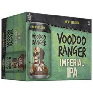 New Belgium Voodoo Imperial IPA • 12pk Can