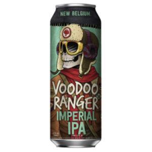 New Belgium Voodoo Imperial IPA • 19.2oz Can
