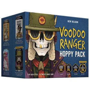 New Belgium Voodoo Ranger Hoppy Pack • 12pk Can