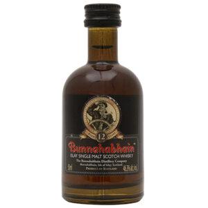 Bunnahabhain 12 Year Old Islay Single Malt Scotch Whisky