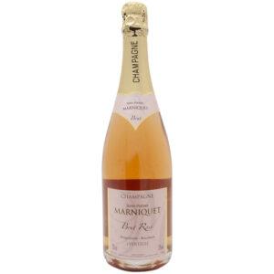 Marniquet Brut Rose Champagne