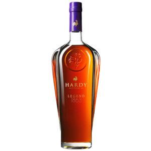 Hardy Legend 1863 Cognac