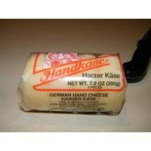 Hand Cheese (Harzer Kase)