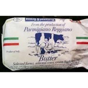 Butter • Parmigiano Reggiano Il Burro Montanari & Gruzza