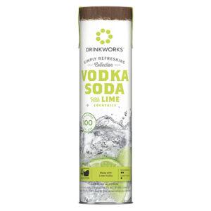 Drinkworks Vodka Soda Pods • 4pk Tube