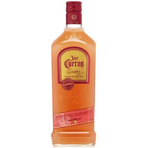 Jose Cuervo Authentic Grapefruit Tangerine Margaritas