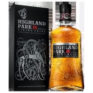 Highland Park Malt Scotch • 18yr (6 / Case)
