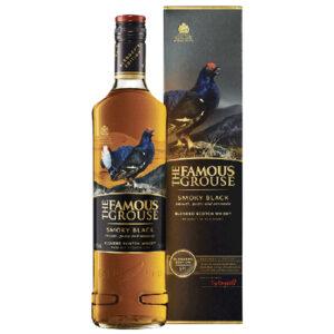 Famous Grouse Scotch • Smoky Black
