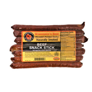 Wisconsin Beef Sausage Stick