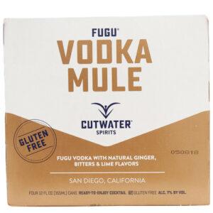 Cutwater Cocktails • Vodka Mule 4pk-12oz