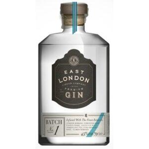 East London Gin • Premium Batch No. 1 6 / Case