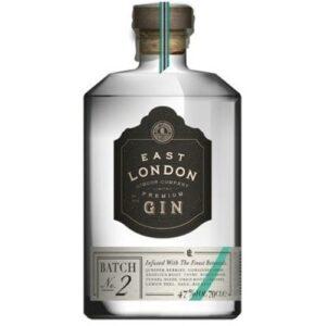 East London Gin • Premium Batch No. 2 6 / Case