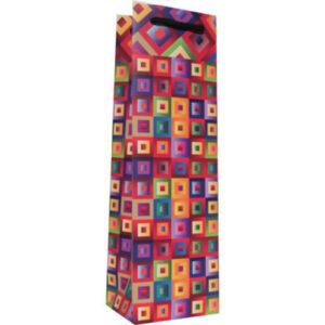 Bella Vita Bottle Bag • Blocks