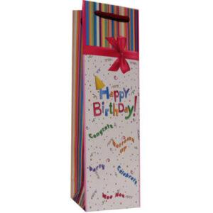 Bella Vita Bottle Bag • Happy Birthday