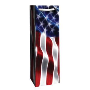 Bella Vita Bottle Bag • Freedom American Flag