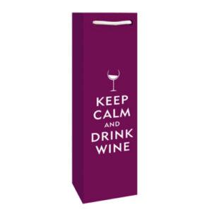 Bella Vita Bottle Bag • Drink Wine
