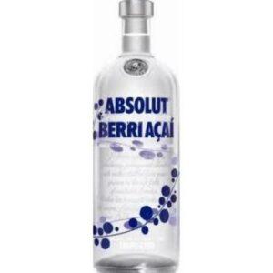 Absolut Vodka • Berri Acai