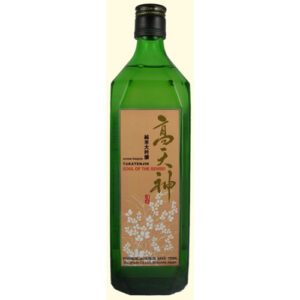 Takatenjin Soul Of The Sensei Junmai Daiginjo Sake 6 / Case