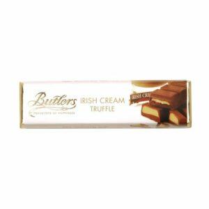 Butlers Irish Cream Liqeur Truffle Chocolate Candy Bar