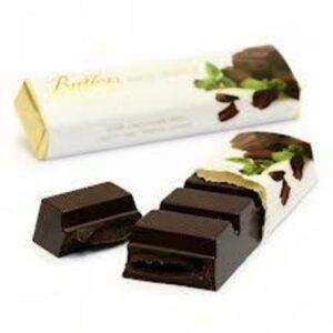 Butlers Mint Milk Chocolate Truffle Candy Bar