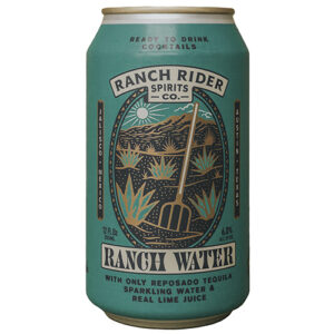 Ranch Rider Cocktails – Ranch Water 4pk-12oz