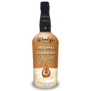 Woody's Bourbon Cream 6 / Case