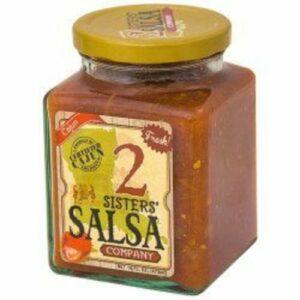 2 Sister's Original Gluten Free Salsa