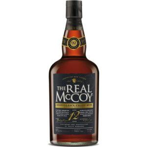 Real Mccoy Rum • 12yr 92 Proof 6 / Case