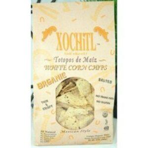 Xochitl Mexican Style White Corn Tortilla Chips