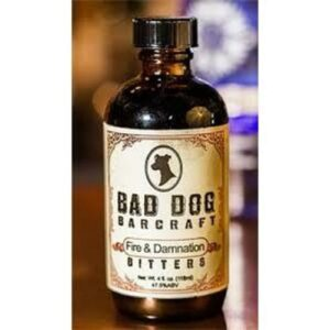 Bad Dog Fire And Damnation Bitters