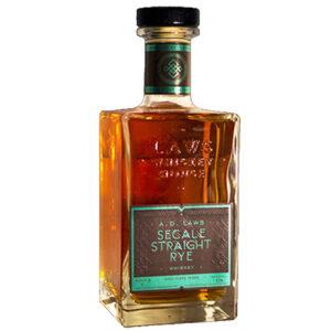 A.d. Laws Single Barrel Secale Straight Rye 6 / Case