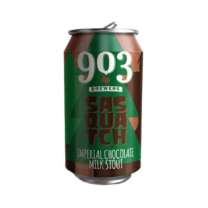 903 Brewers Sasquatch Imperial Stout • Cans