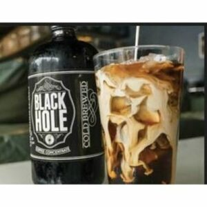 Black Hole Cold Brew Concentrate Coffee