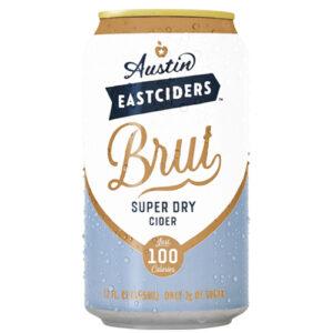 Austin Eastciders Brut Super Dry • Cans