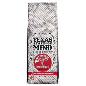 Tx State Of Mind • Diamondback Whole Bean High Caff