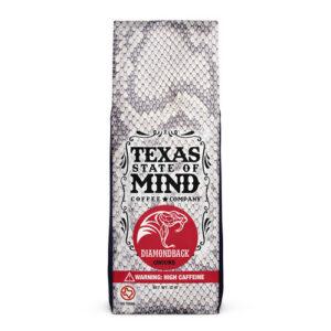 Tx State Of Mind Coffee • Diamondback Grnd Hi Caffeine