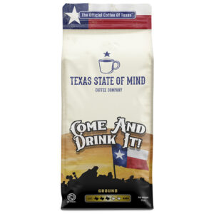 Tx State Of Mind Coffee • Come & Drink It Ground Med Roast