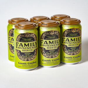 Family Business Cosmic Cowboy IPA • Cans
