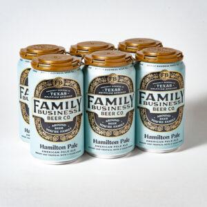 Family Business Hamilton Pale Ale • Cans