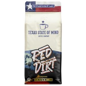 Tx State Of Mind Coffee • Red Dirt Ground Dark Rst