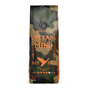 Tx State Of Mind Coffee • Hail Call Ground Med-dk