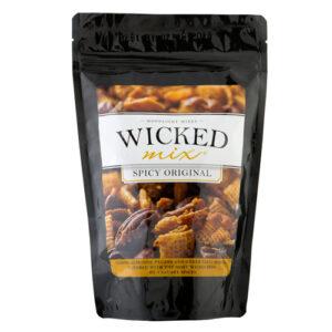 Wicked Spicy Gourmet Cajun Snack Mix
