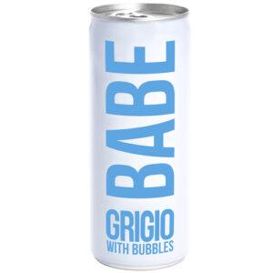 Babe Pinot Grigio Bubbles 4pk
