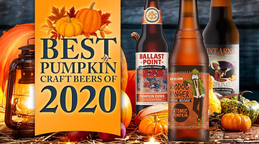 Best Pumpkin Beers 2020 - Spec's Wines, Spirits & Finer Foods