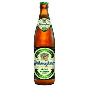 Weihenstephaner Kristal • 16.9oz Bottle