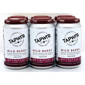 Texas Ale Project Tapwtr Wild Berry • Cans