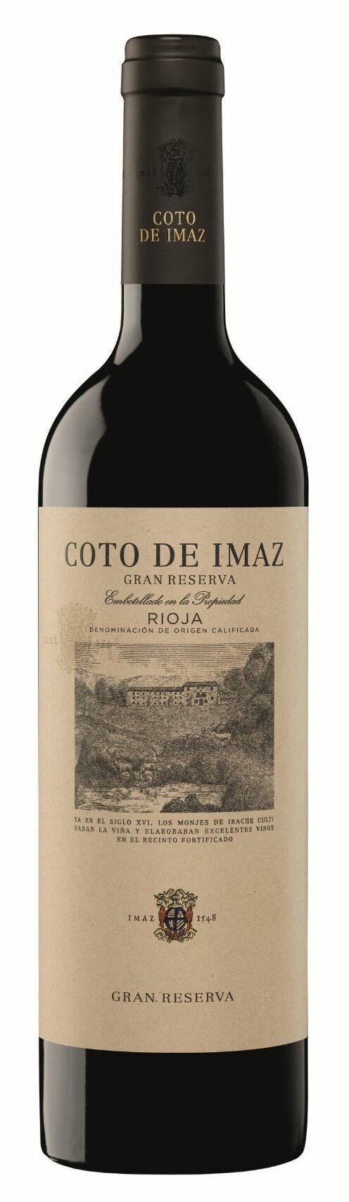 Coto De Imaz Gran Reserva Rioja Wine - Spec's Wines, Spirits & Finer Foods