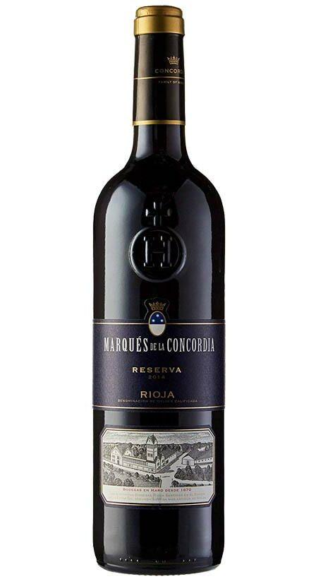 Paternina TeMarques de la Concordia Rioja Wine - Spec's Wines, Spirits & Finer Foods