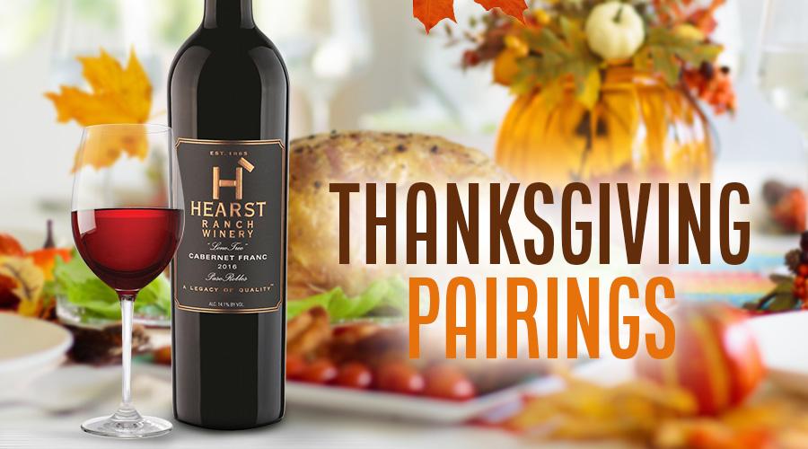 Thanksgiving Wine Pairings - Spec's Wines, Spirits & Finer Foods